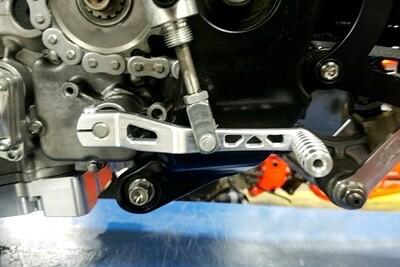DME Billet Aluminum Race Shifter Suzuki