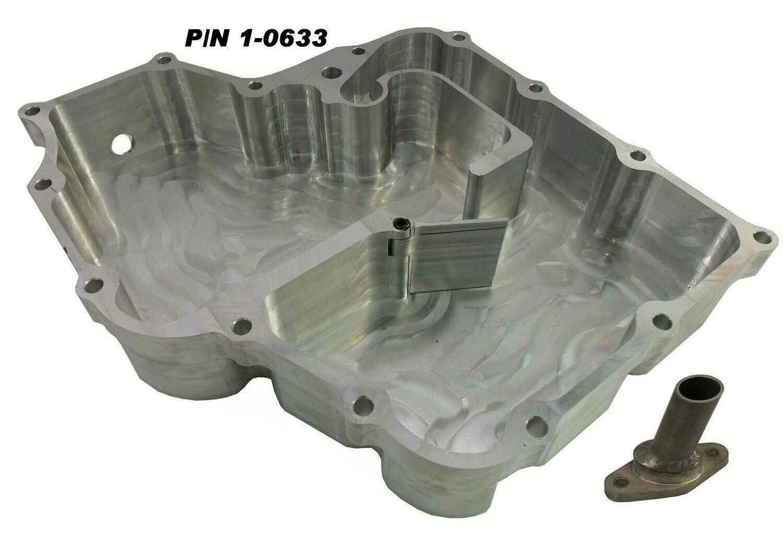 MPS Hayabusa 2'' Low Profile Oil Pan Trap Door Style