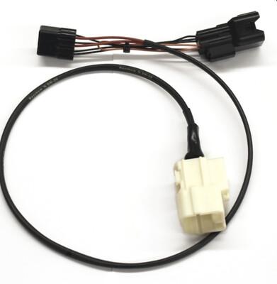 RSR Key Switch Eliminator Harness Kawasaki ZX14 (12-19)