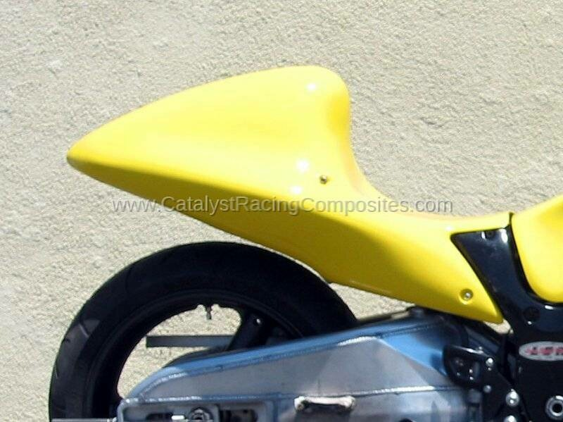Catalyst Suzuki Hayabusa 99-07 Low Rider Tail