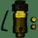 Carolina Cycle Adjustable Air Pressure Regulator