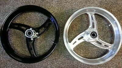 RBM Billet Lightweight 16in. Grudge Hayabusa Front Wheel