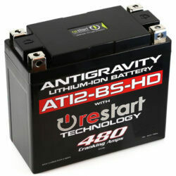 Antigravity AT12BS-HD RE-START Battery