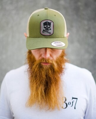Suffer In Silence Patch Hat