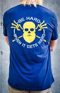 Be Hard When It Gets Hard