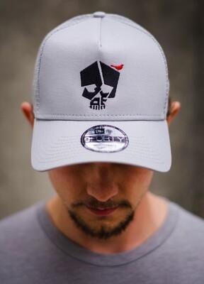 3 of 7 logo Trucker Hat