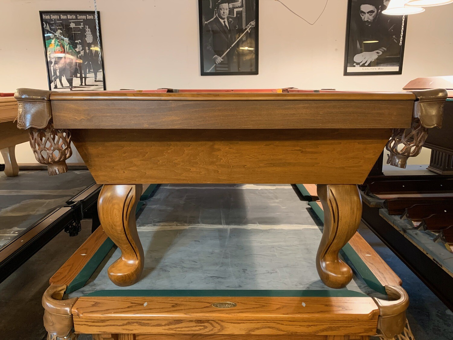8' Connelly Pool Table