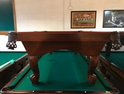 8' Connelly Pueblo Pool Table