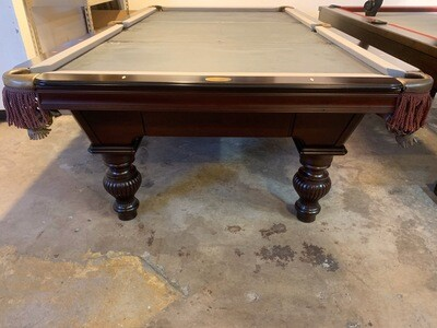 9' Custom Olhausen Pool Table