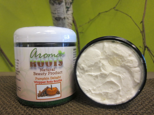 Pumpkin Delight Whipped Body Souffle 700358647277