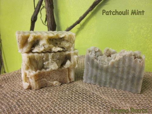 Patchouli Mint Soap 609224817229