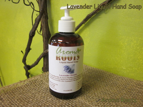 Lavender Liquid Hand Soap 702380901402