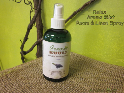 Relax Room Linen Mist 700358647130