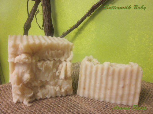 Buttermilk Baby Soap 700358647352