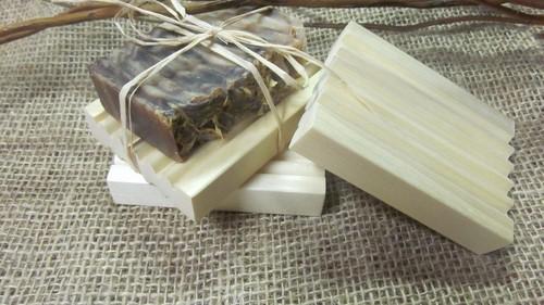 Natural Cedar Soap Deck 00261