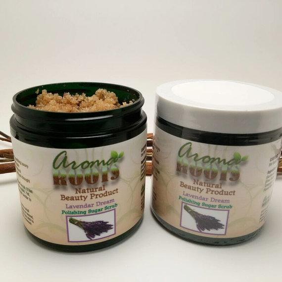 Lavender Dream Polishing Sugar Scrub 609224817281