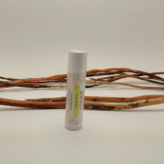 Lemongrass Lip Balm 0703546605196
