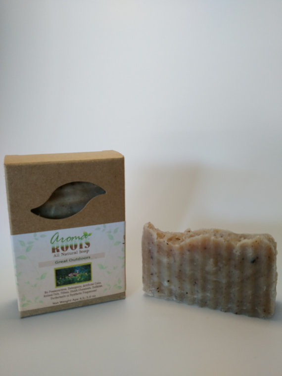 Great Outdoors Soap 700358647321