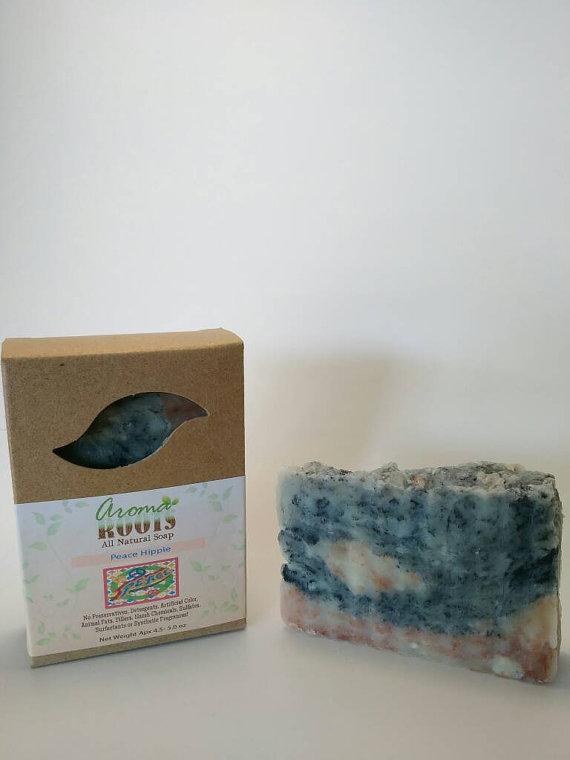 Peace Hippie Soap 700358647284