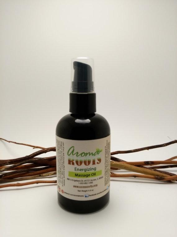 Energizing Massage Oil 70238090136