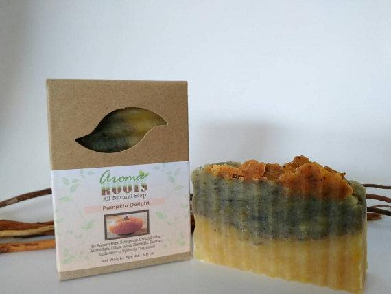 Pumpkin Delight Soap 609224817168