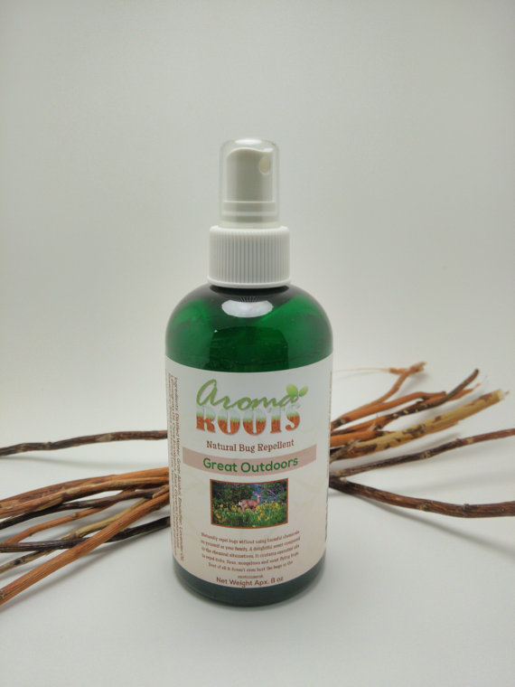 Great Outdoors Bug Repellent Spray 700358647208