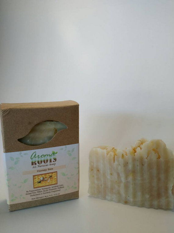 Honey Bee Soap 609224817106