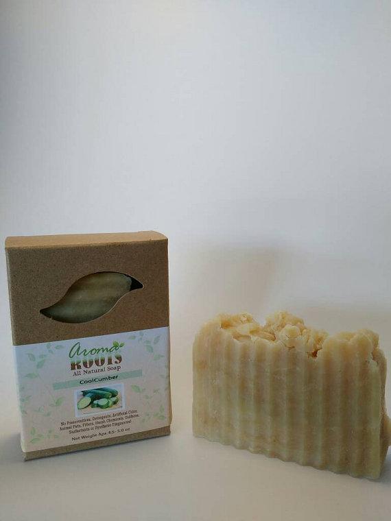 CoolCumber Soap 700358647154