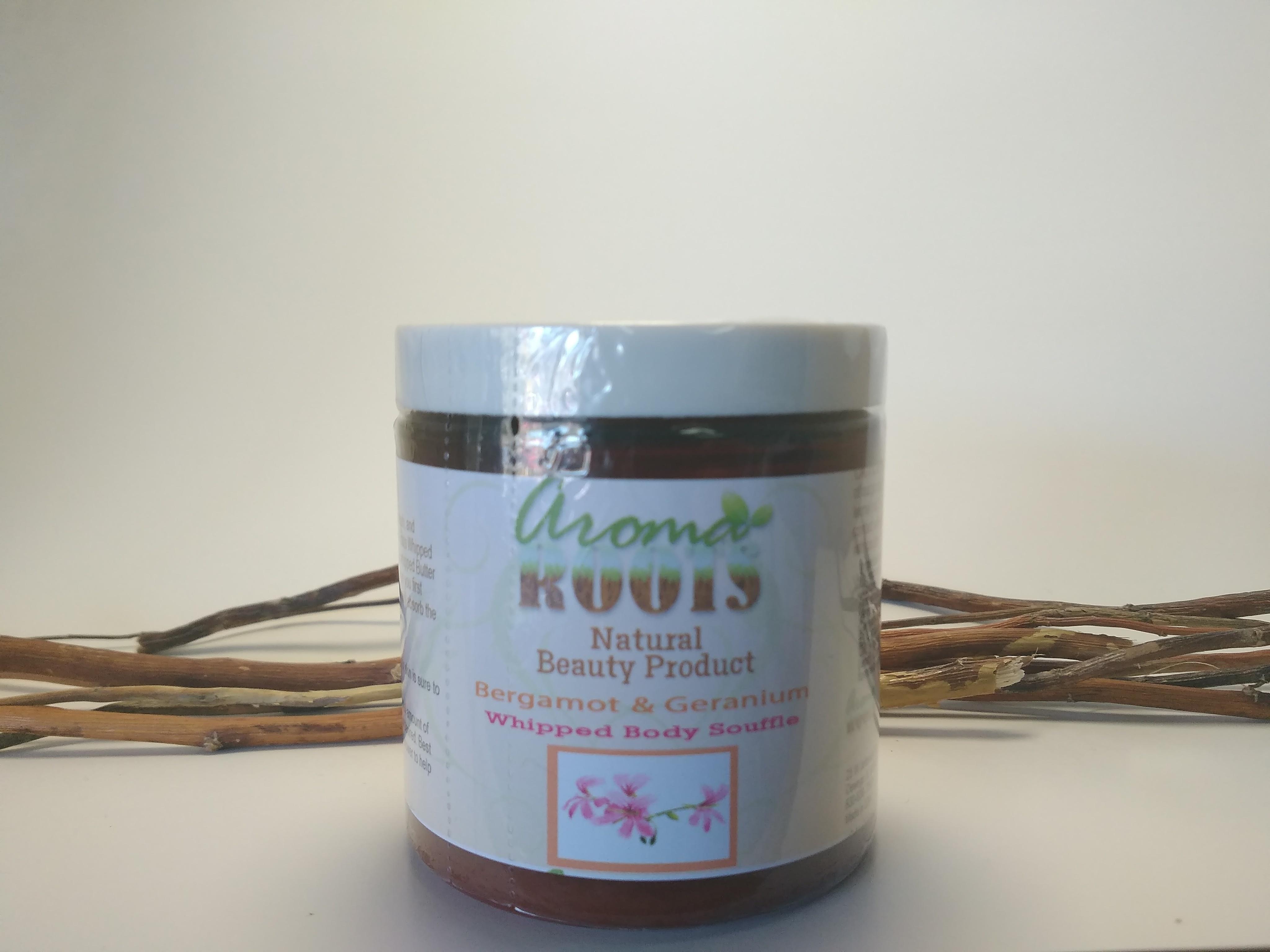 Bergamot Geranium Souffle 717880860135