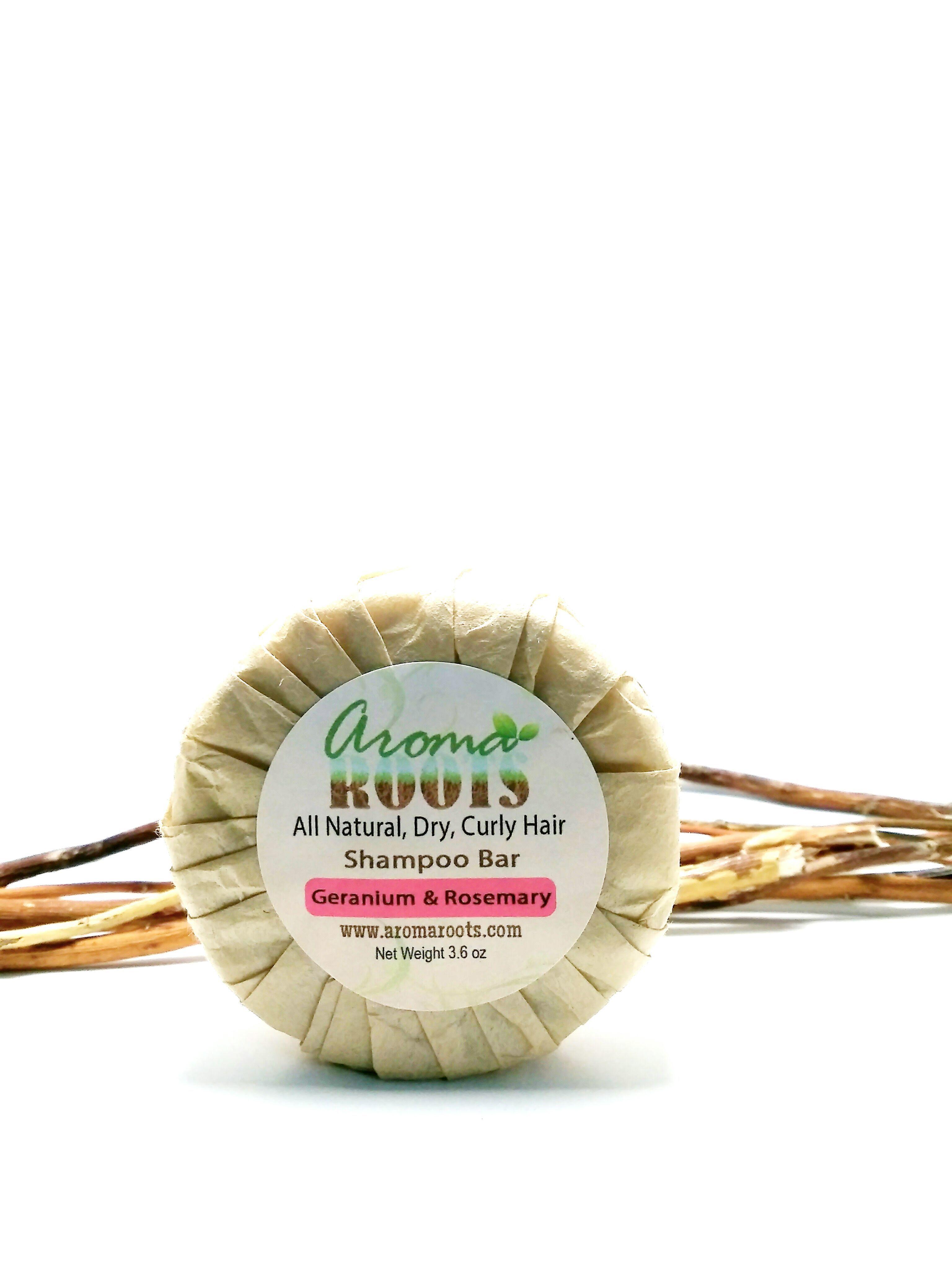 Geranium Rosemary Shampoo Bar 84868