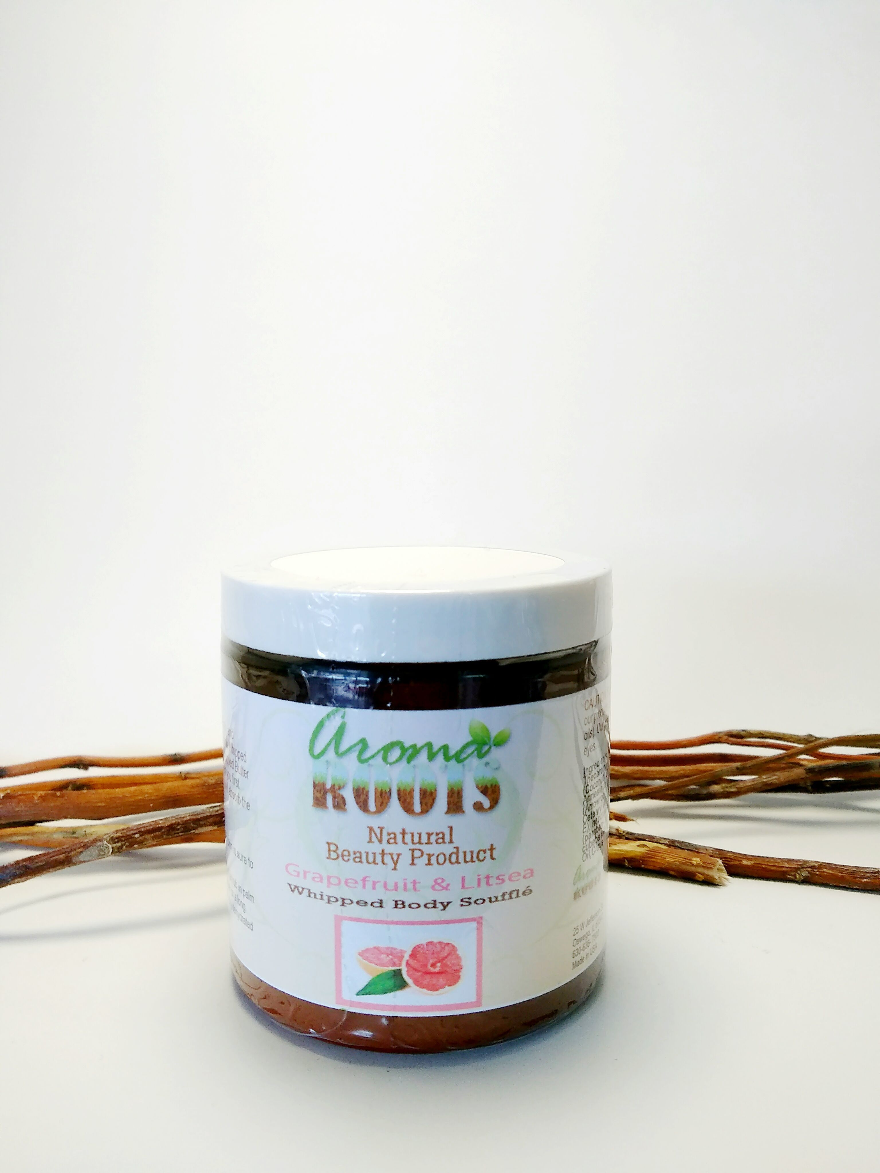 Grapefruit Litsea Whipped Soufflé 717880860227