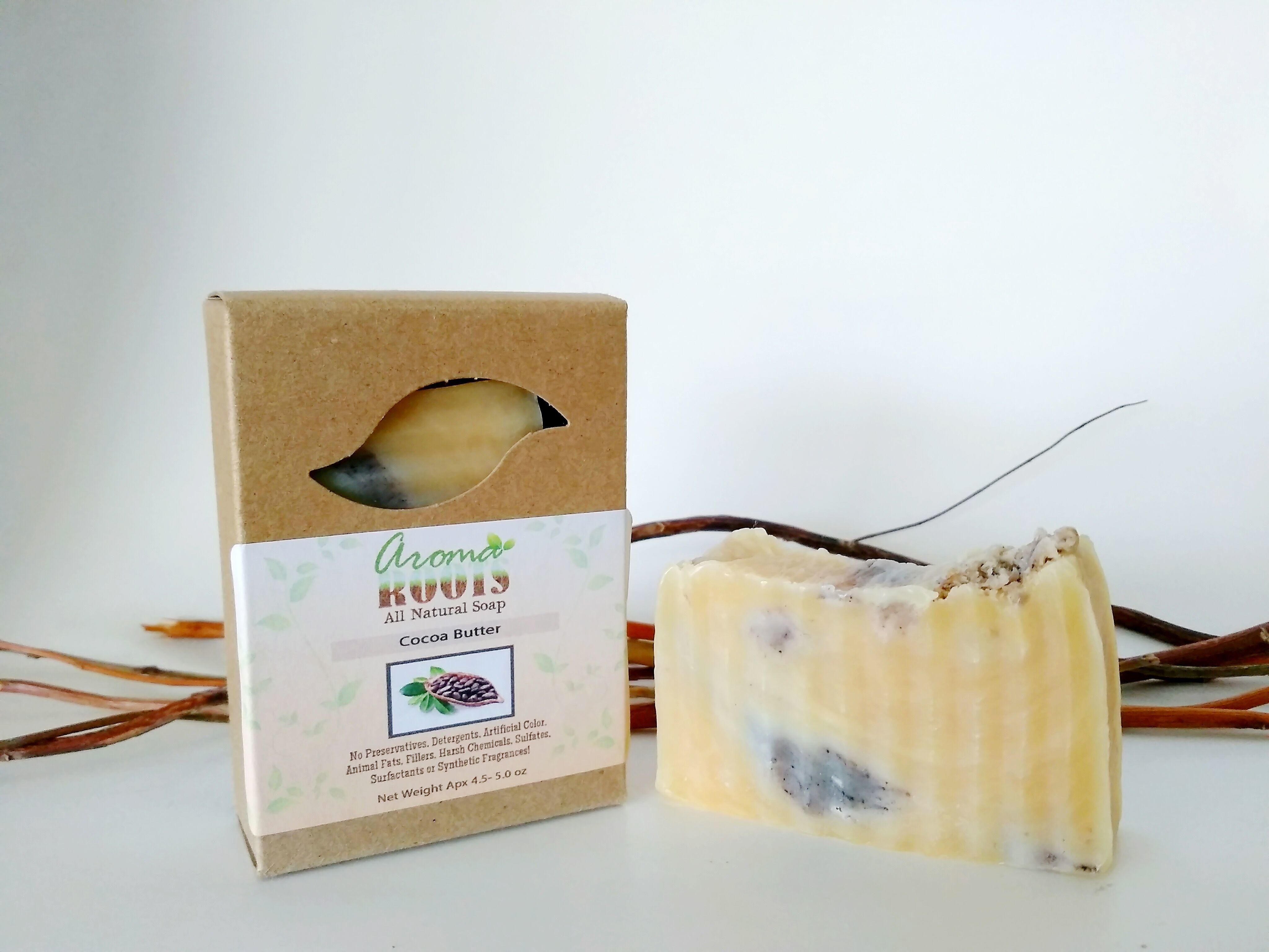 Cocoa Butter Soap 717880860319