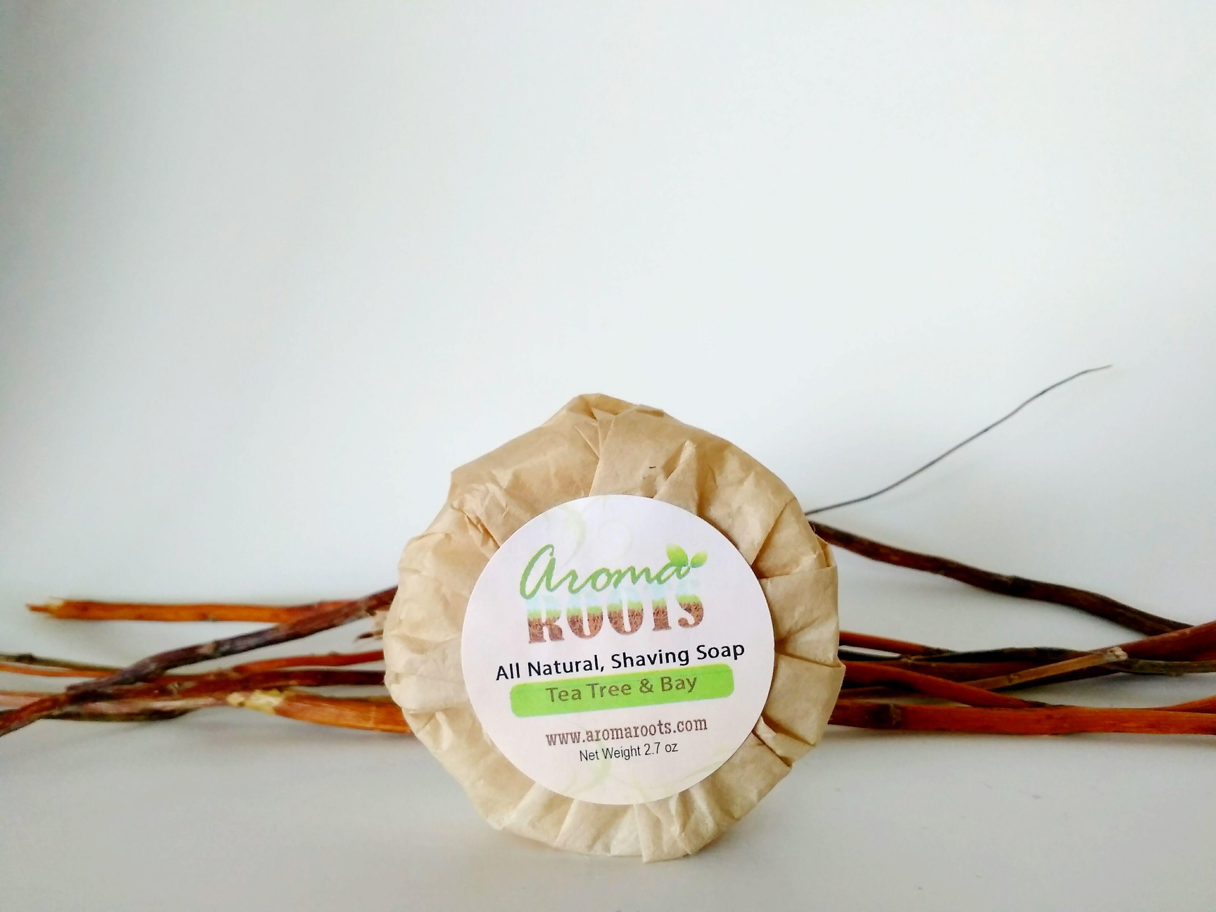 Wholesale Shaving Soap Tea Tree & Bay 84919