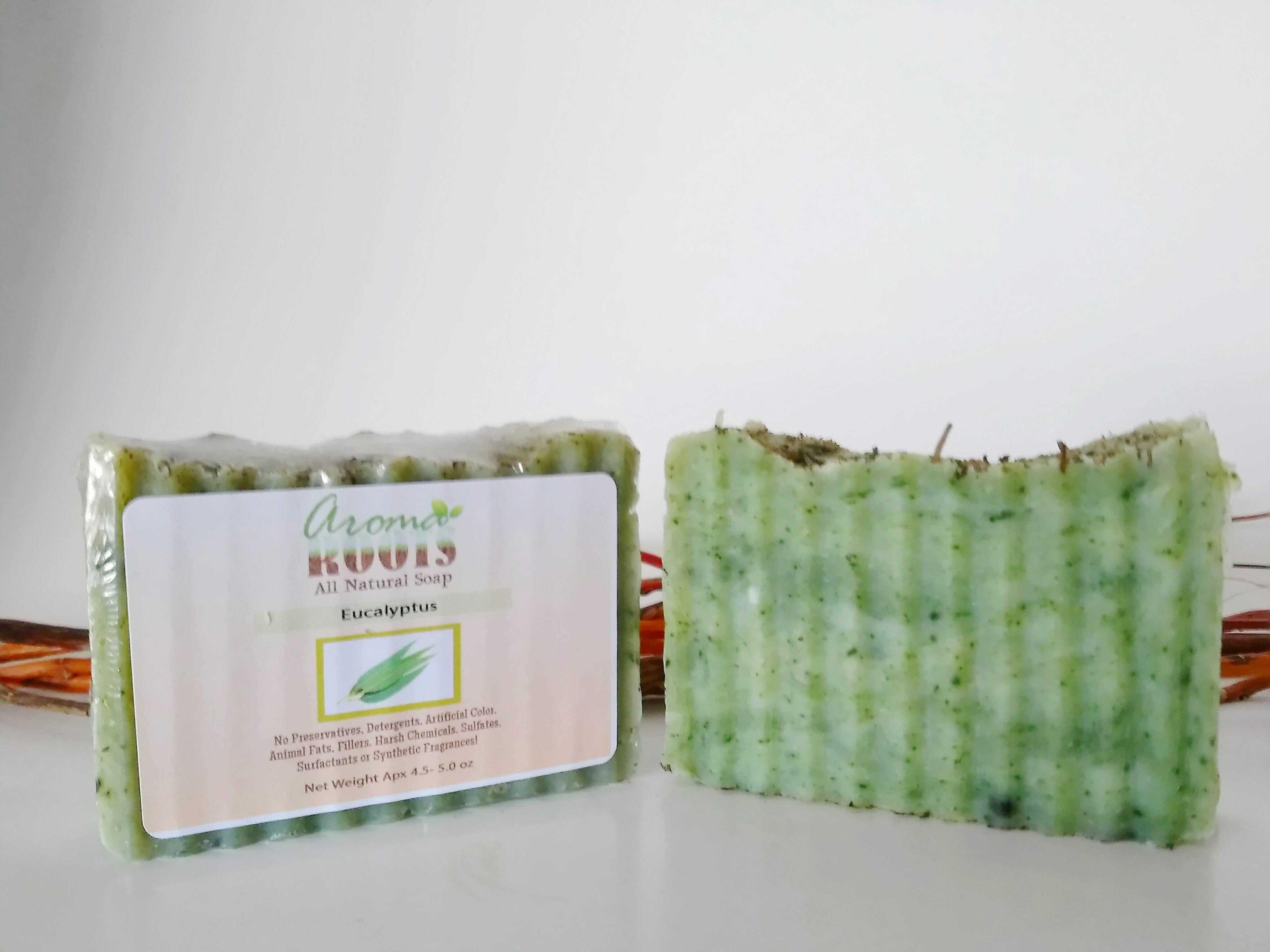 Eucalyptus Soap 608119636532