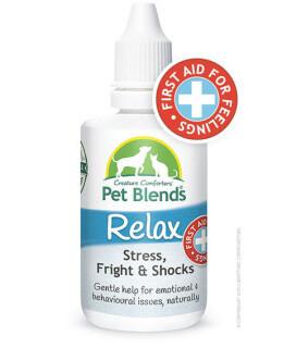 Relax Blend - rahustab, maandab ärevust ja stressi *BESTSELLER*