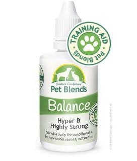 Balance - hüperaktiivne ja rahutu loom