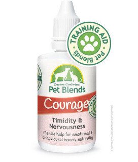 Courage Blend - arg ja ärev loom