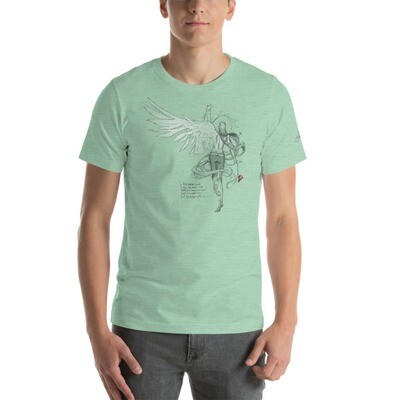 SOLOMON'S SONG (Light) Short-Sleeve Unisex T-Shirt