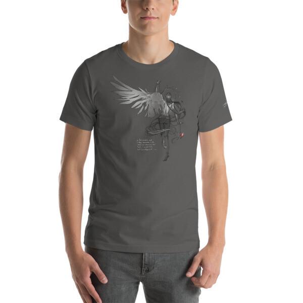 SOLOMON'S SONG (Dark) Short-Sleeve Unisex T-Shirt