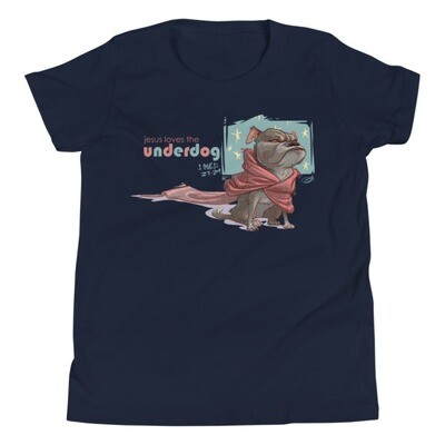 UNDERDOG Youth Short Sleeve T-Shirt