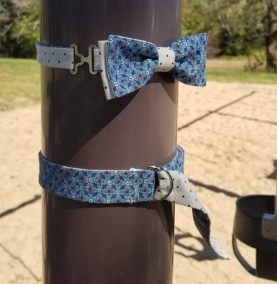 Bow Tie and Belt Set