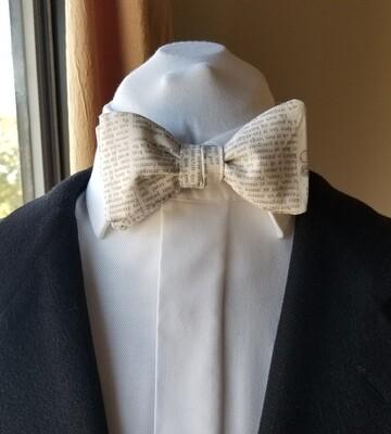 Artwear Bow Tie