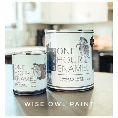 One Hour Enamel Paint (Gallon - 128oz)