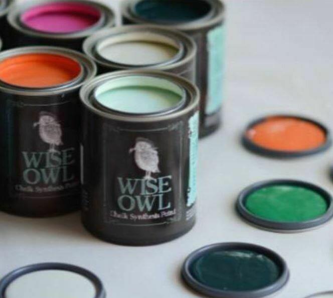 Chalk Synthesis Paint (Pint - 16oz)