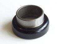 Lagerschale d27/43,5 x 22mm Stahl