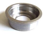 Lagerschale d20.2/38/46 x 15.5mm Stahl