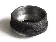 """Lagerschale d16/25mm Gewinde d23mm x 30G/"""" x 18mm Bohrung d8.5/19.5mm Stahl"""