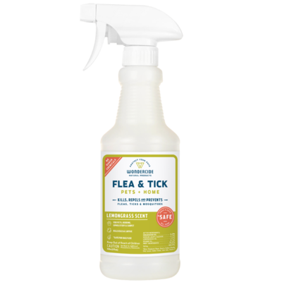 Flea & Tick Spray - Lemongrass