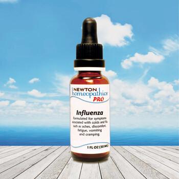 Newton Homeopathics Pro - Influenza (1oz)
