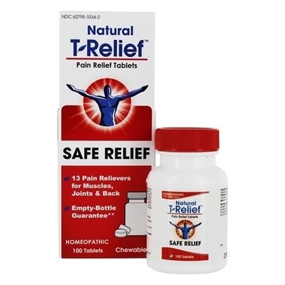 T-Relief (100 tablets)